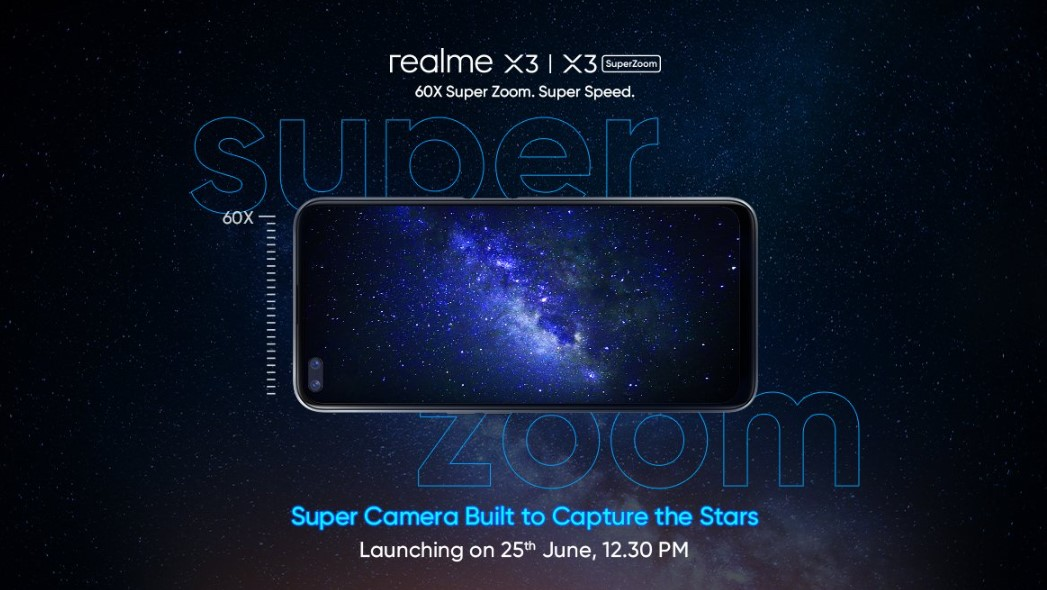 Realme X3 Superzoom With Snapdragon 855 Soc Chipset Set To
